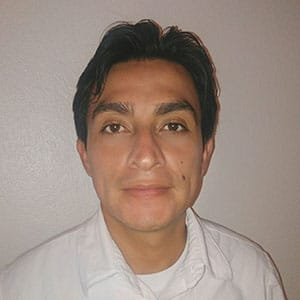 Danny PALMA MARIN, Responsable réservations