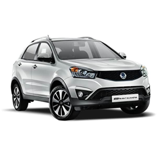 location SSANGYONG KORANDO